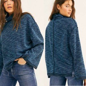 NWT Free People Sunny Days Turtleneck Sweater XS